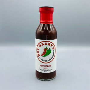 sauce-hotdamn